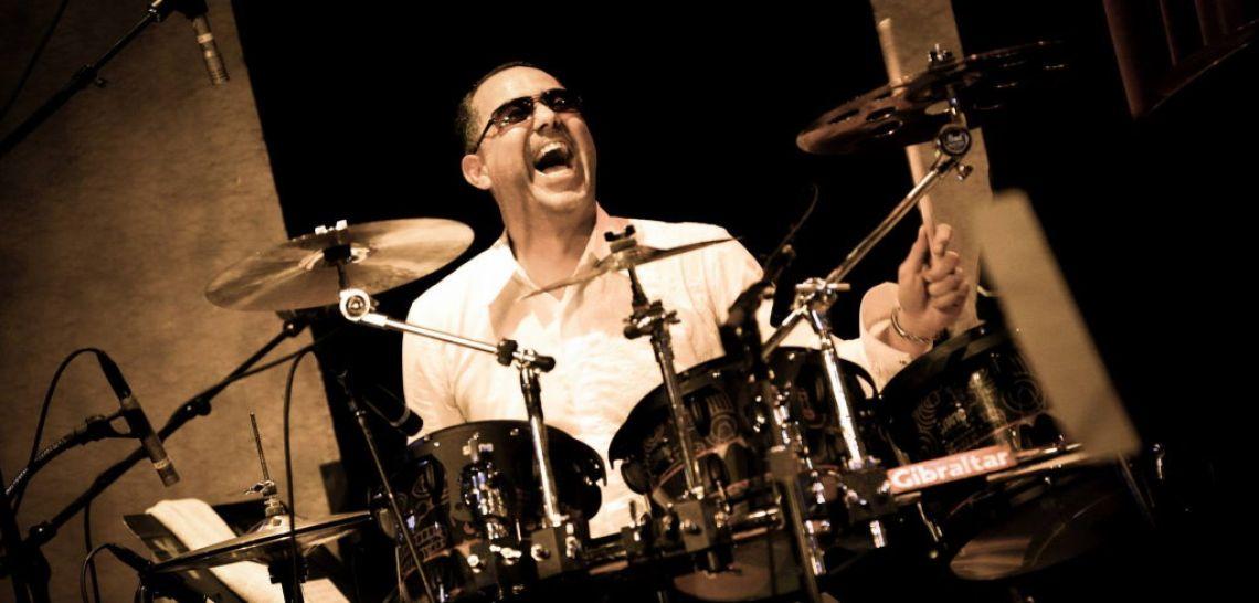René Escovedo's Latin Jazz Band Live at Savanna Jazz
